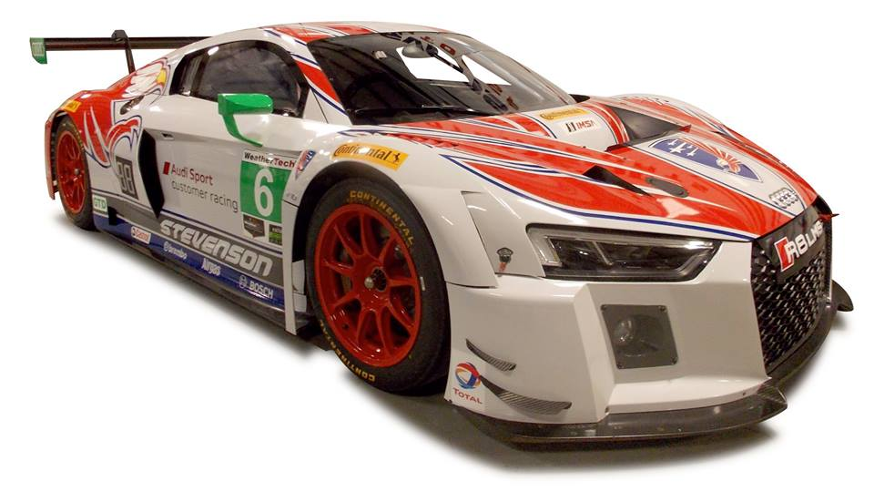 Stevenson Motorsports Retains Driver Line Up for 2016 IMSA WeatherTech Championship Campaign