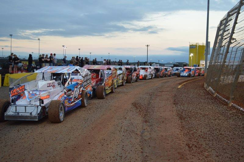 W16 Engine Approved for Competition in DIRTcar 358-Modified
