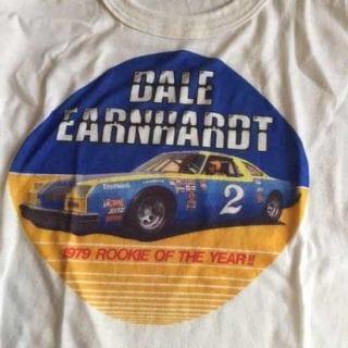 Wife of Dale Jr Amy Reimann 1979 Dale Earnhardt Sr t-shirt