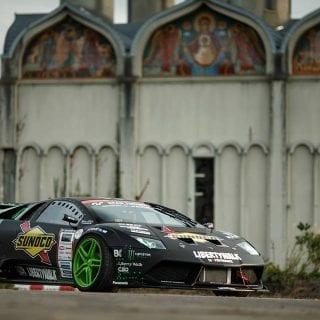 World's First Lamborghini Drift Car Photos
