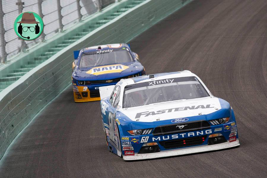 Xfinity Champ Chris Buescher Will Drive Cup in 2016