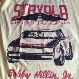 classic Bobby Hamilton Jr shirt Stavola Bros. Racing