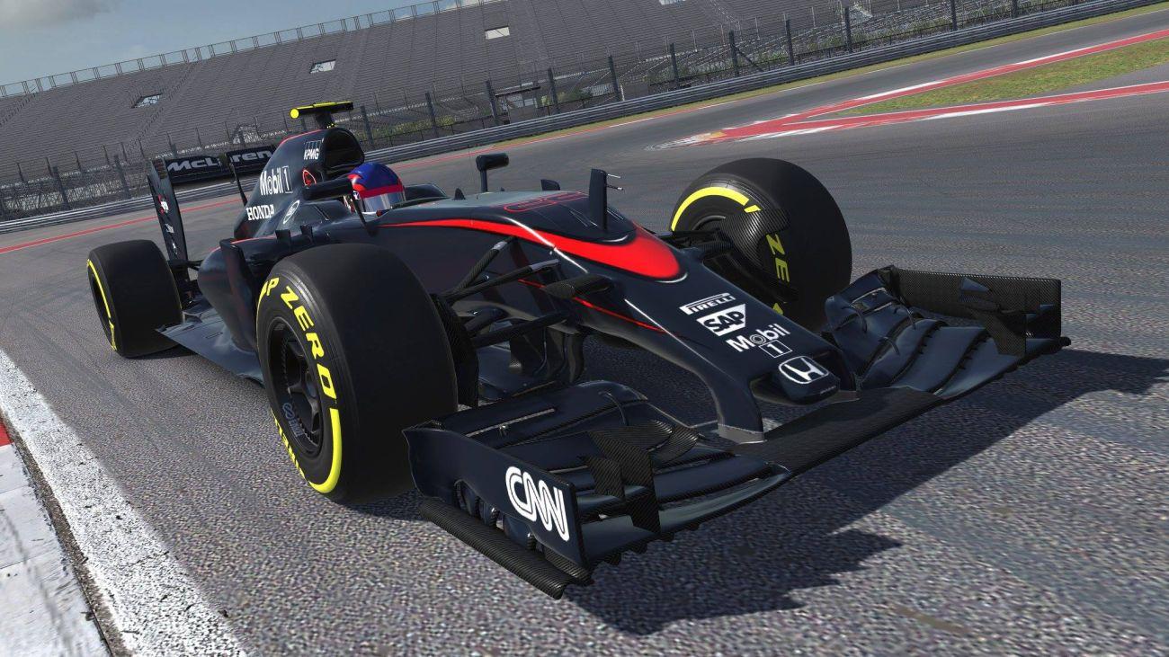 iRacing McLaren-Honda Photos