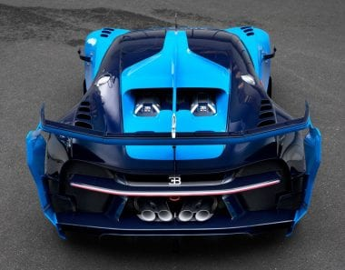 2016 Bugatti Chiron Top Speed 290 MPH