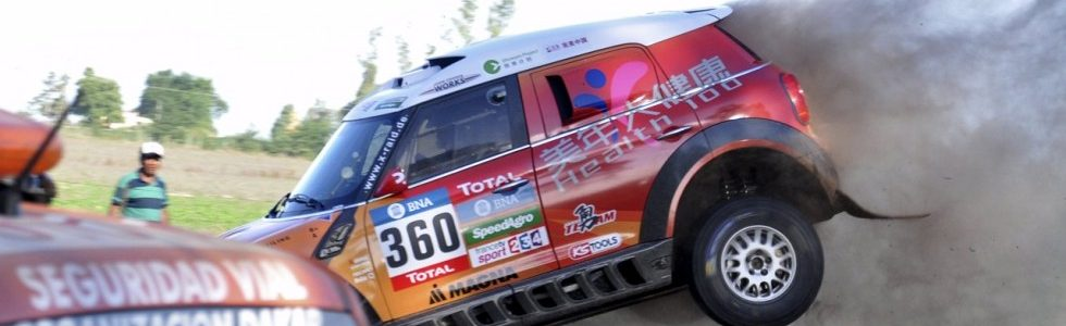 Dakar Rally Crash Injures 11 Spectators