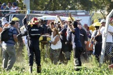 Guo Meiling Dakar Rally Crash injuries Spectators