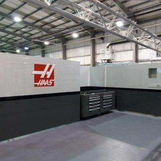 Haas F1 Factory