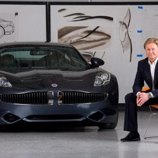 Henrik Fisker Suing Aston Martin for 100 Million