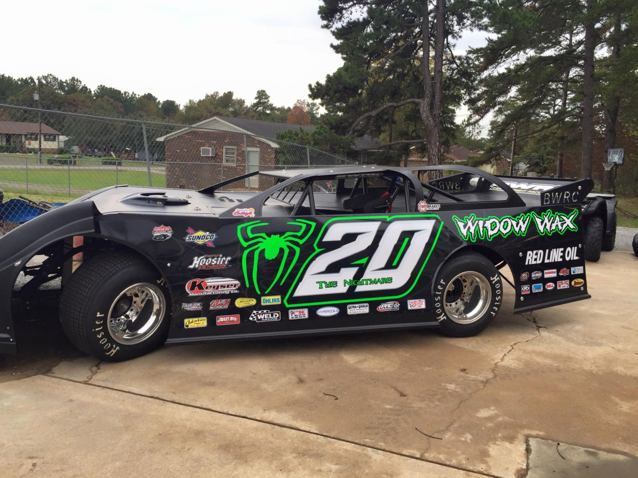Jimmy Owens Barry Wright Race Cars Chassis In Racing News