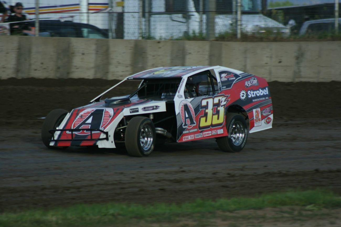Junction Motor Speedway 2016 Schedule - Kyle Berck Dirt Modified