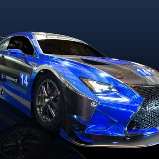 Lexus F Performance Racing 2016 IMSA Car