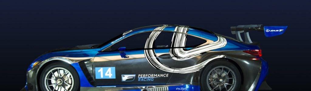 Lexus F Performance Racing Drivers Announced – Sage Karam Signed