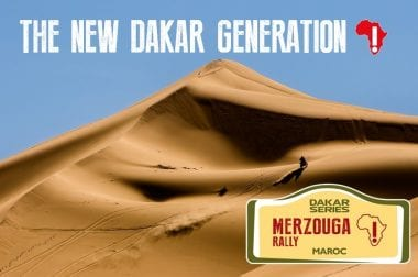 Merzouga Rally - First African Dakar Series
