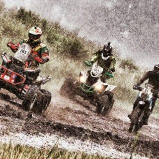 Merzouga Rally - The First African Dakar Series