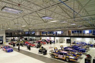 Michael Waltrip Racing Shop For Sale - North Carolina