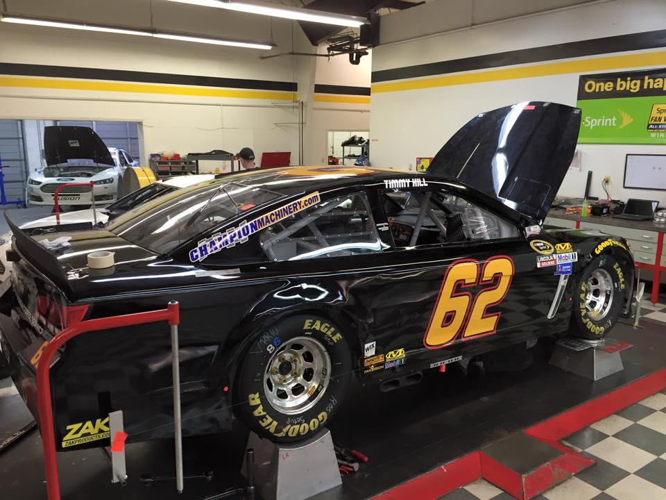 Premium Motorsports Merges with Hillman Racing NASCAR Cup Series