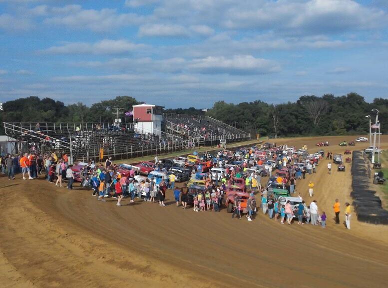 Spoon River Speedway 2016 Schedule