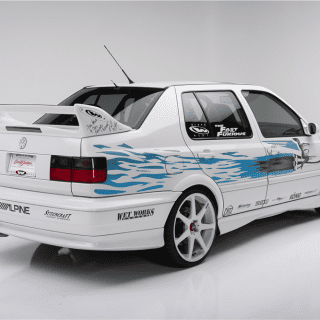 The Fast and Furious 1995 Volkswagen Jetta