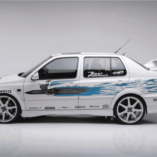 The Fast and Furious 1995 Volkswagen Jetta Photos