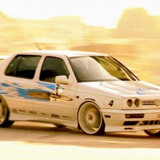 The Fast and the Furious 1995 Volkswagen Jetta Screenshot Photos