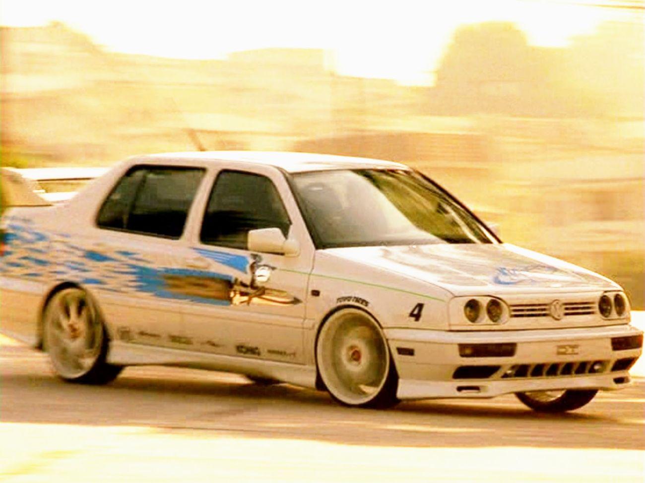 VW Jetta z filmu Rýchlo a zbesilo je na predaj!