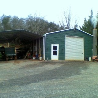Virginia Dirt Track For Sale Shed Photos