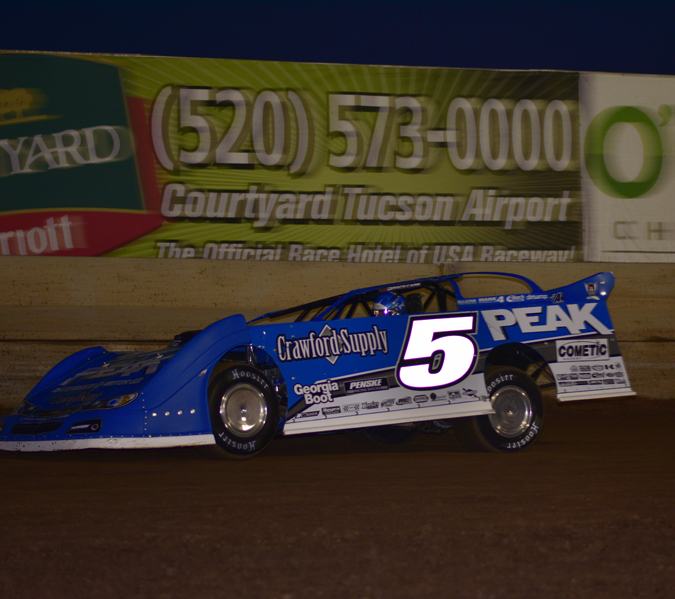Wild West Shootout Night 4 Results - Don O'Neal Grabs USA Raceway Win #2