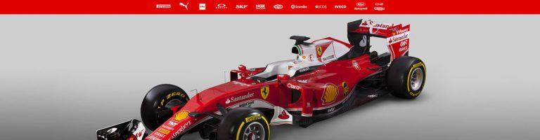 2016 Ferrari F1 Car – SF16-H Photos
