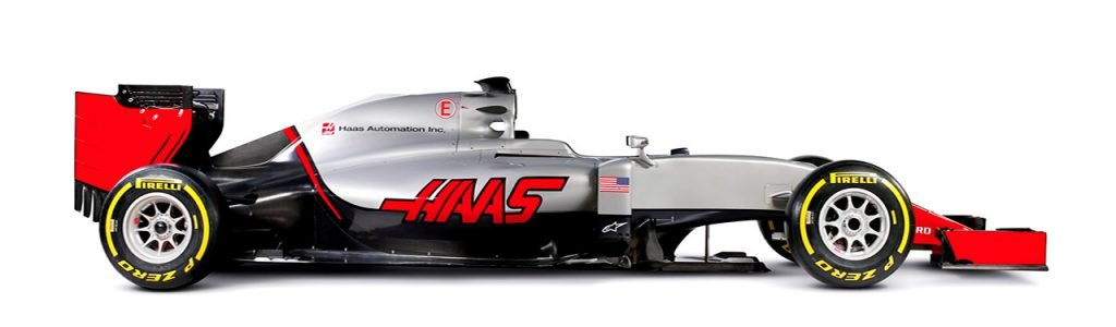 2016 Haas F1 Car – VF-16 Photos