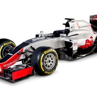 2016 Haas F1 Car Photos VF-16 Photography