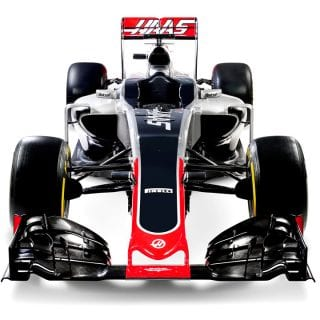 2016 Haas F1 Car Photos VF-16 Pics