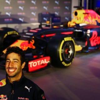 2016 Red Bull Racing Car