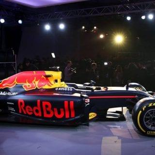 2016 Red Bull Racing F1 Car - 2016 Daniel Ricciardo Car