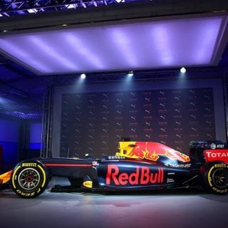 2016 Red Bull Racing F1 Car - Modern Architecture