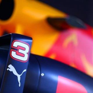 2016 Red Bull Racing F1 Car - PUMA Motorsport