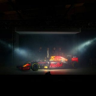 2016 Red Bull Racing F1 Car - RB12 Launch Photos