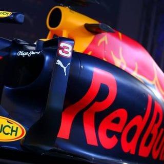 2016 Red Bull Racing F1 Car - RB12 Photos