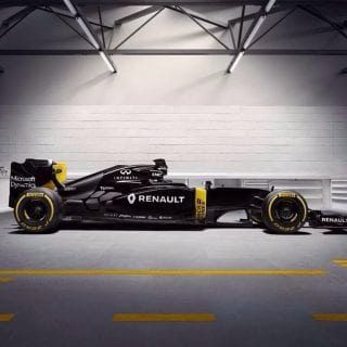 2016 Renault F1 Car Livery Released