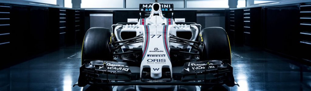 2016 Williams F1 Car – FW38 Photos