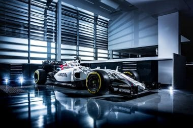 2016 Williams F1 Car - FW38 Photos - Felipe Massa 2016 Car