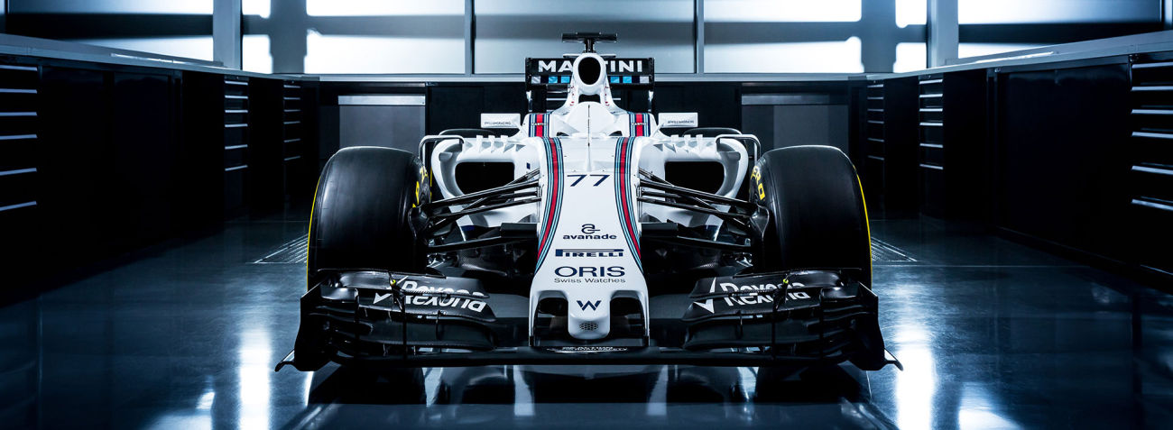 2016 Williams F1 Car - FW38 Photos