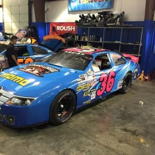 Brandon Lynn 2016 Car - ARCA Racing Series
