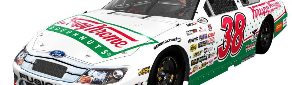 Lira Motorsports Driver Gray Gaulding for Lucas Oil 200
