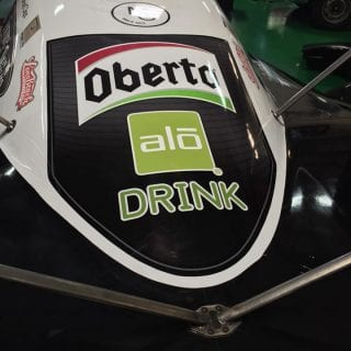Oberto Beef Jerky Drag Racing Car 2016