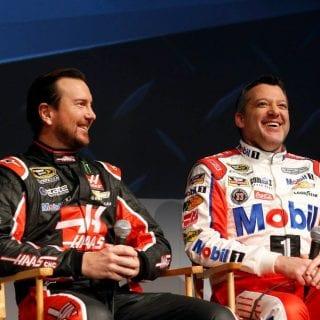 Tony Stewart Back Injury - Stewart-Haas Racing Statement