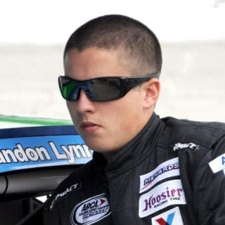 brandon lynn portrait - ARCA Racing Driver