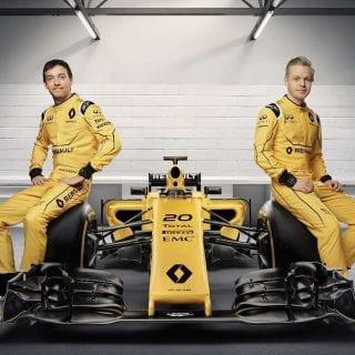 2016 Renault Sport F1 Car Photos