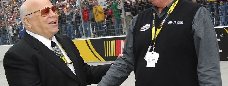 Bristol Motor Speedway Owner Bruton Smith Inducted Into NASCAR Hall of Fame