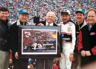 Bristol Motor Speedway owner Bruton Smith - Dale Earnhardt