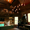 Dale Earnhardt Jr Treehouse Interior